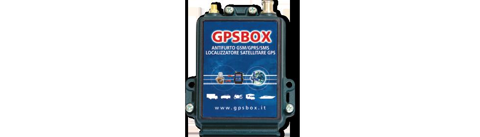 Antifurto satellitare e localizzatore per Camper, Auto e Barche